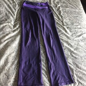 Lululemon purple pants